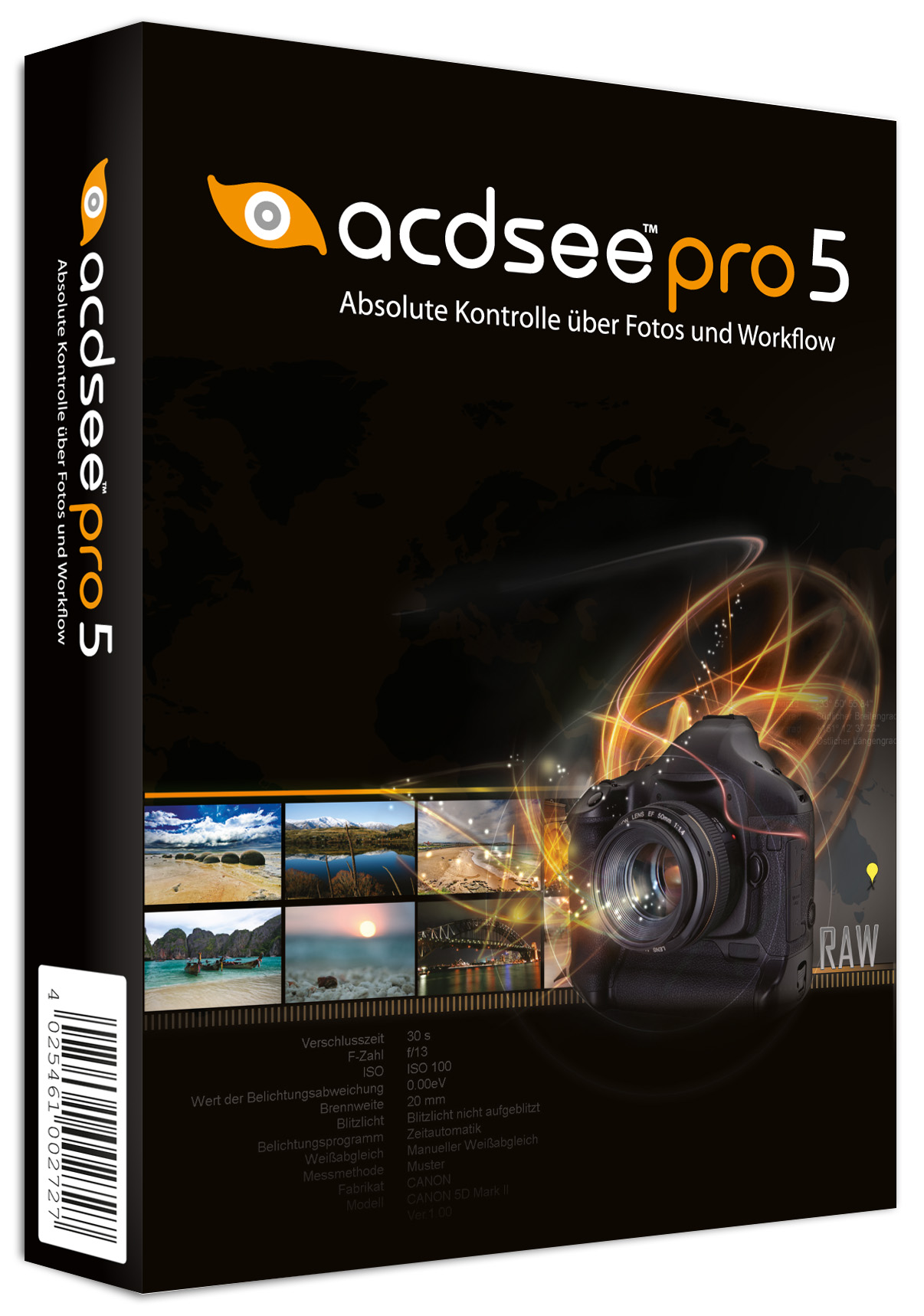 Скачать ACDSee Pro 5.2 Build 157 Final (RUS ENG) бесплатно.