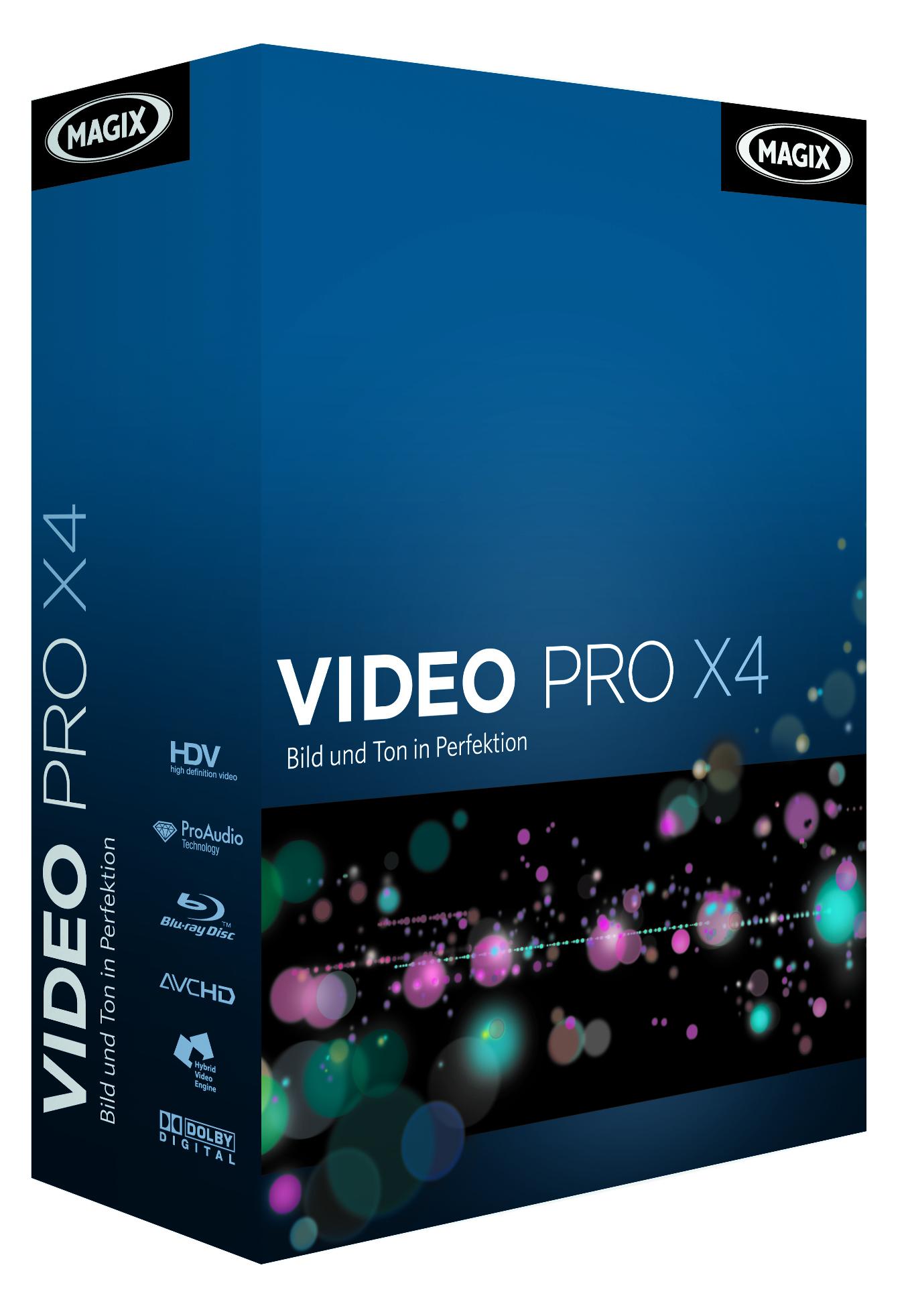 Magix video pro x6 cracker