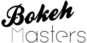 Bokeh Masters Logo Bright Background