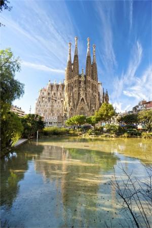 Barcelona und Bilbao mit Nicolas van Ryk