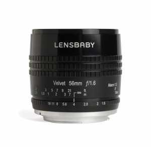 Lensbaby Velvet 56mm f/1.6