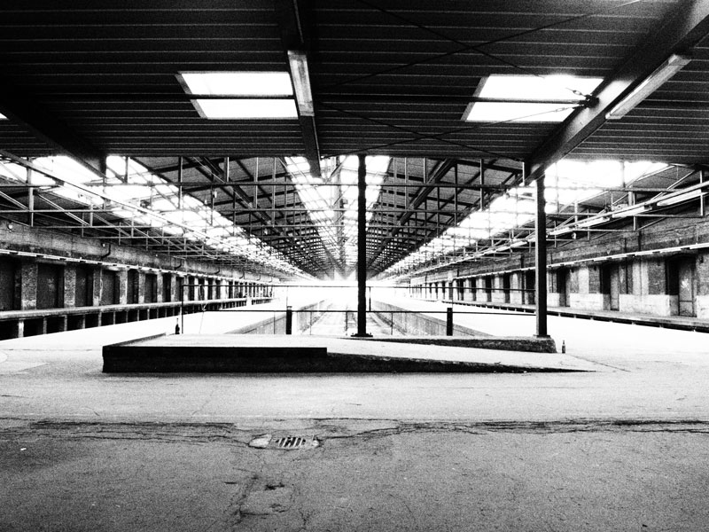 Der OLYMPUS PHOTOGRAPHY PLAYGROUND im Rahmen der Triennale der ...