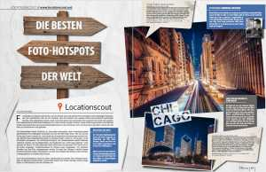 """Chicago"" , Pictures Ausgabe 04/2015"