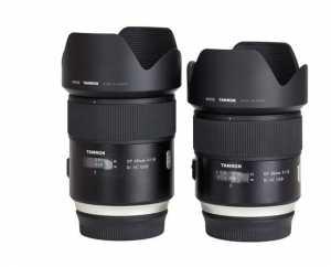 Tamron SP 35mm und 45mm