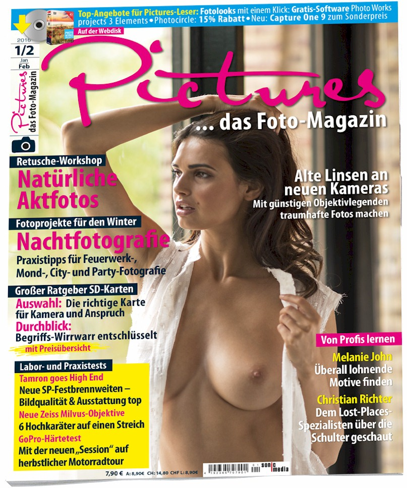 Pictures Magazin 01|02/2016