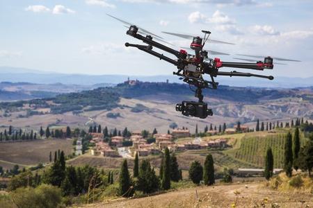 Experten-Tipps zum Einstieg in die Drohnenfotografie