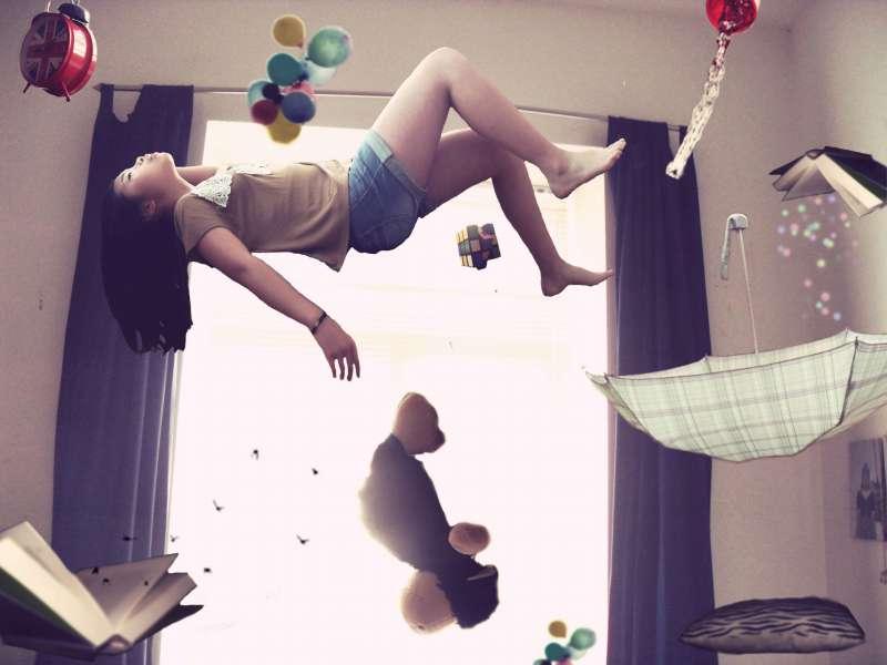 © Tanja Tuyet Minh Dao, Deutscher Jugendfotopreis 2012 Titel: Gravity doesn´t stop me!