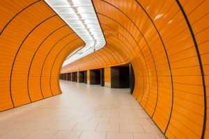Marienplatz underground station in Munich, Germany. @ diyanadimitrova - Fotolia.com