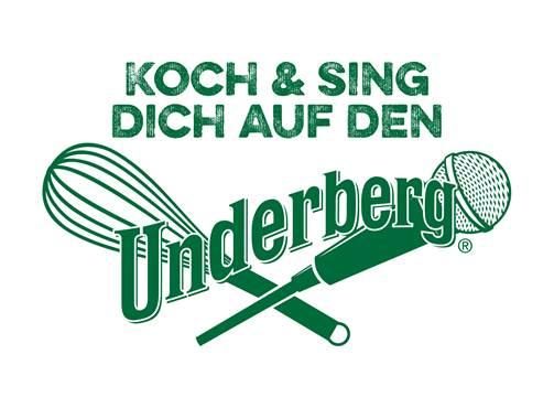 Koch und sing Dich auf den Underberg