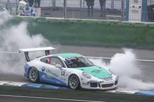 Rolf Ineichen (CH).Porsche Carrera Cup Deutschland - 09 Hockenheimring (Finale) 2015