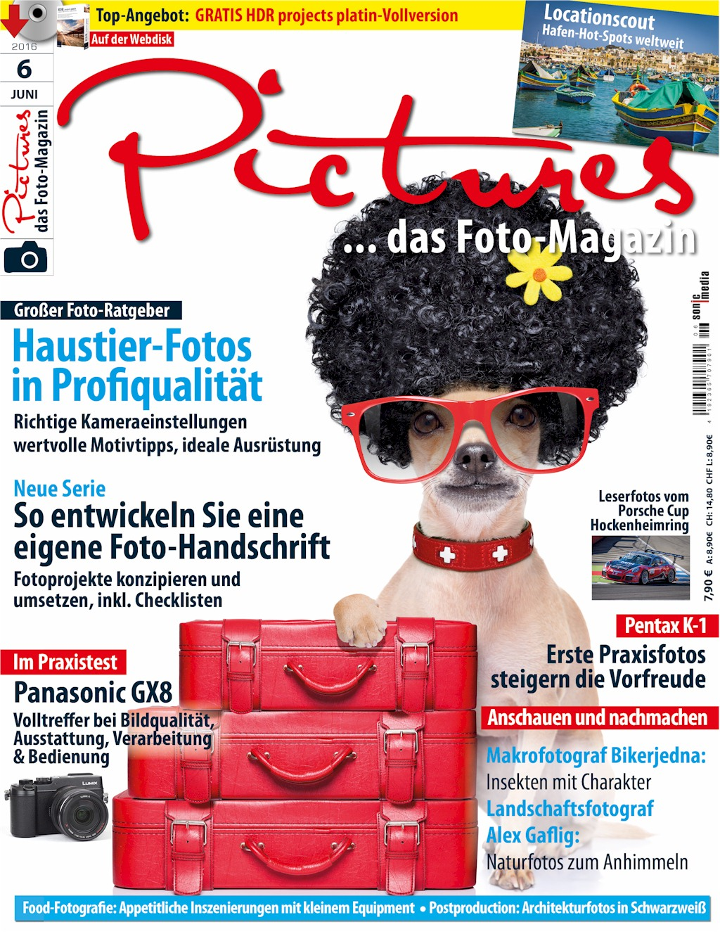 Pictures Magazin 06/2016