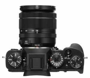 die neue Systemkamera FUJIFILM X-T2