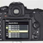 im 4K-Videomodus liefert die D500 30 Bilder pro Sekunde, der Cropfaktor beträgt 2.25