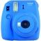 Adventsgewinnspiel: Gewinnen Sie eine Fuji instax mini 9 Sofortbildkamera in Kobaltblau