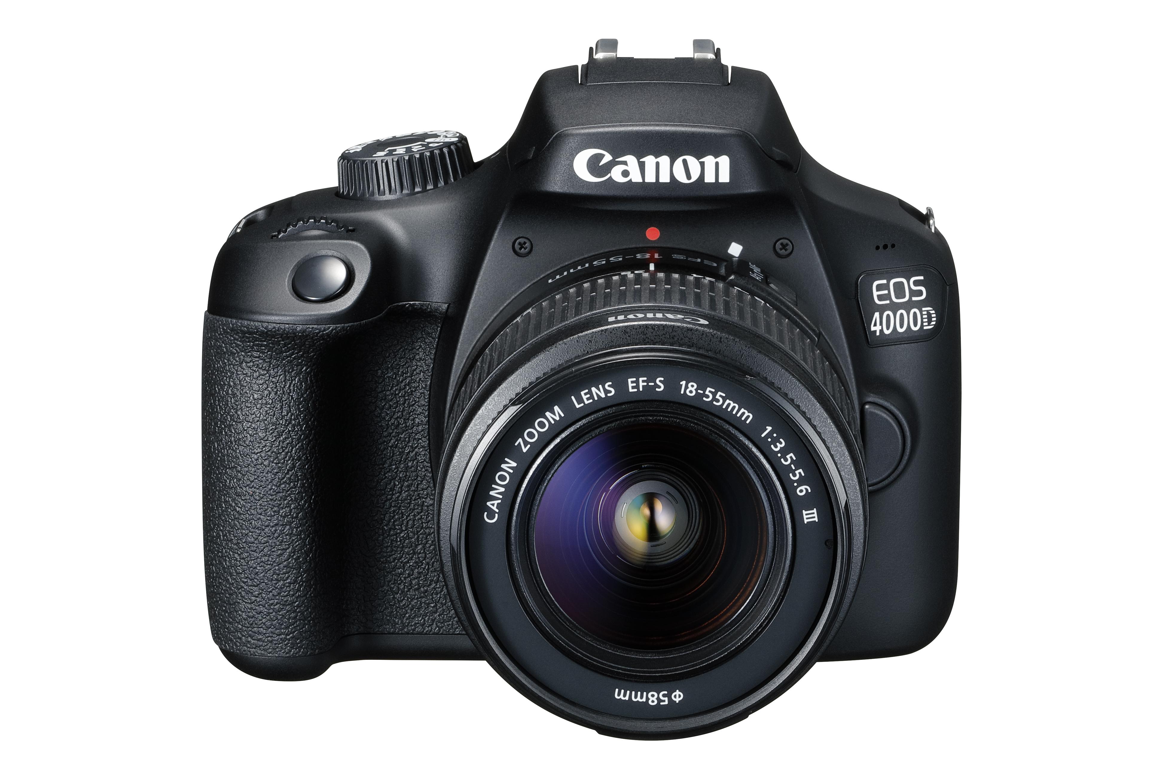 Die neuen kameras von canon eos 2000d und eos 4000d u203a pictures