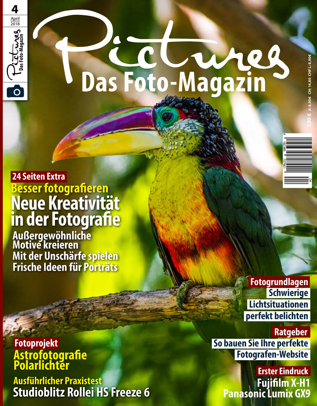 Pictures Magazin 04/2018