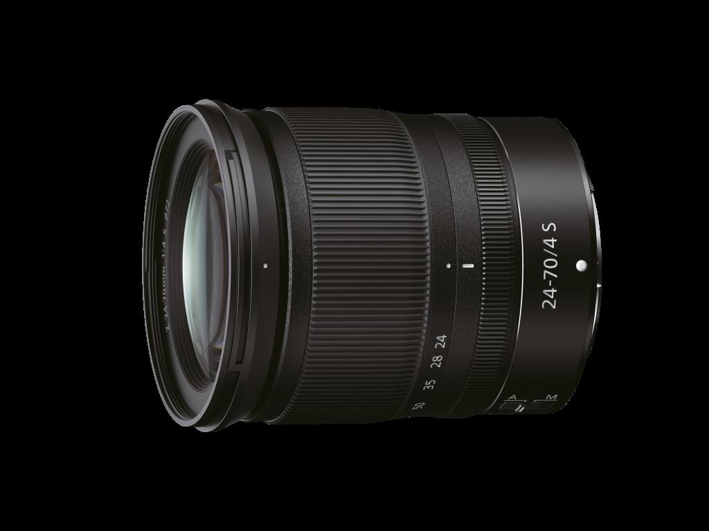 NIKKOR Z 24-70 mm f4 S