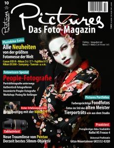 Pictures - Das Foto-Magazin 10/2018