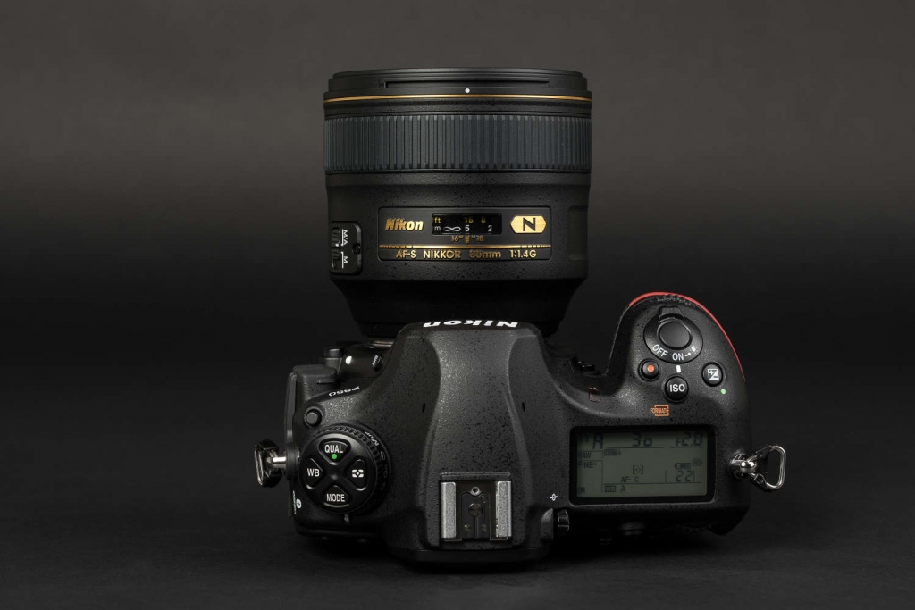 Die Benutzeroberfläche der D850 ist allen Nikon-Usern vertraut und auch Quereinsteigern geht sie schnell in Fleisch und Blut über.