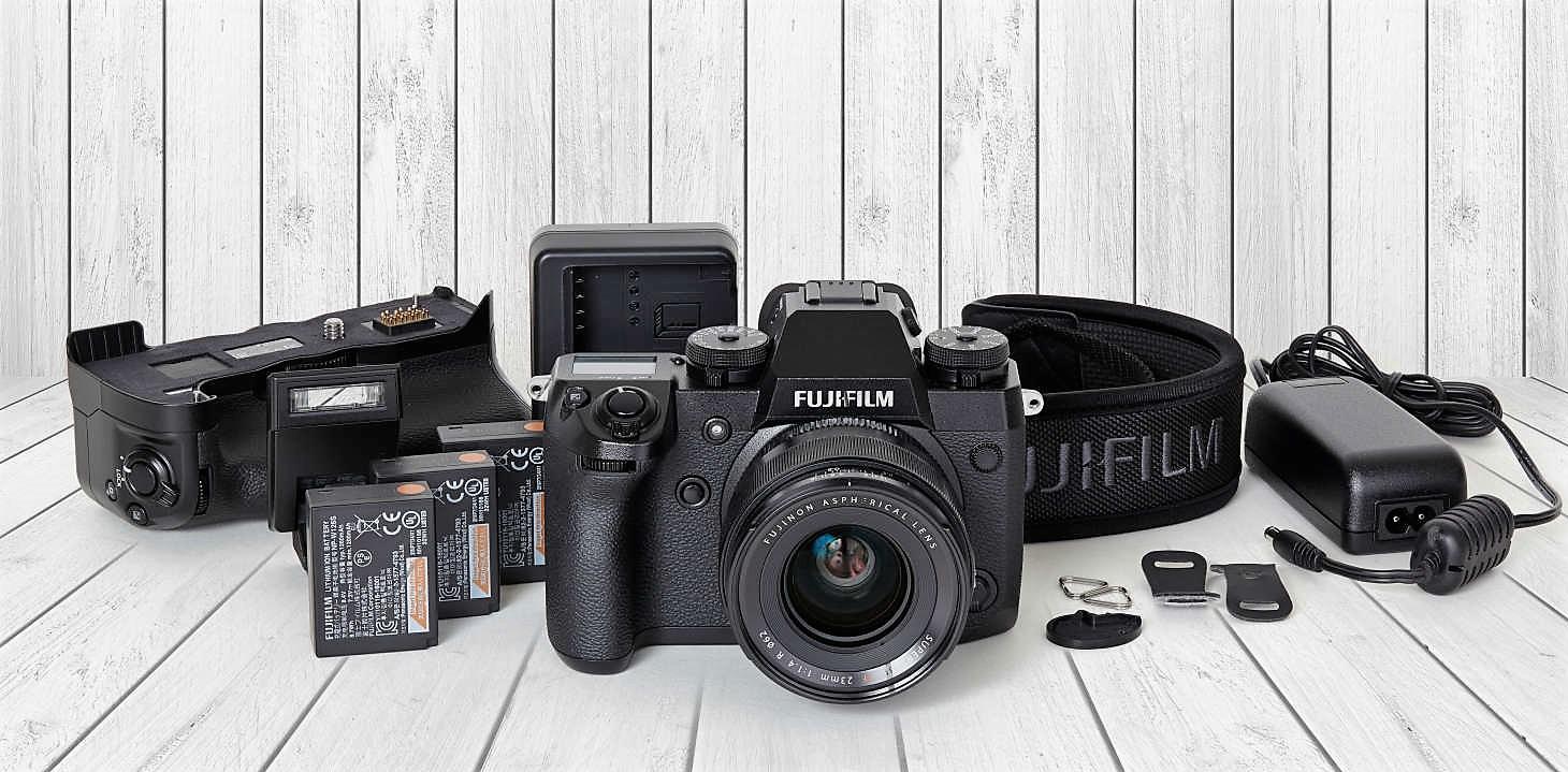 Praxistest: Fujifilm X-H1