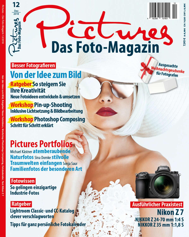 Pictures - Das Foto-Magazin 12/2018