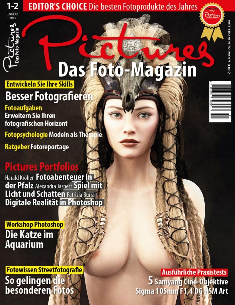 Pictures - Das Foto-Magazin 01-02/2019
