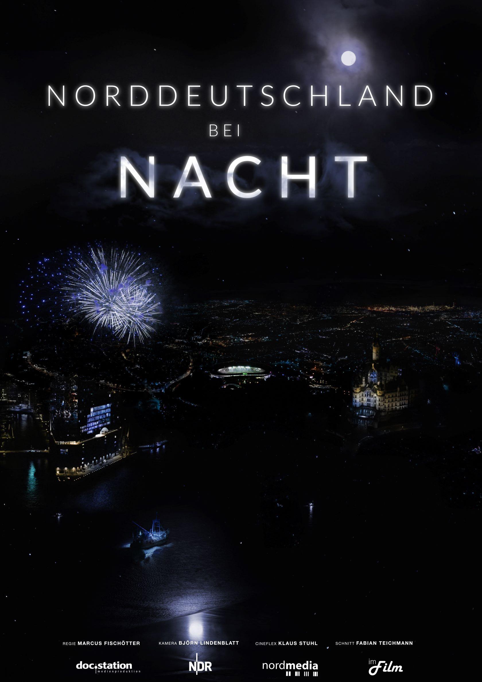 Plakat_NORDDEUTSCHLAND_BEI_NACHT