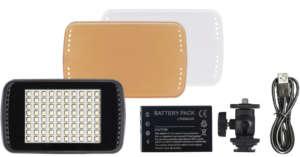 SmartCluster Midi LED-Kameraleuchte – Kaiser Fototechnik