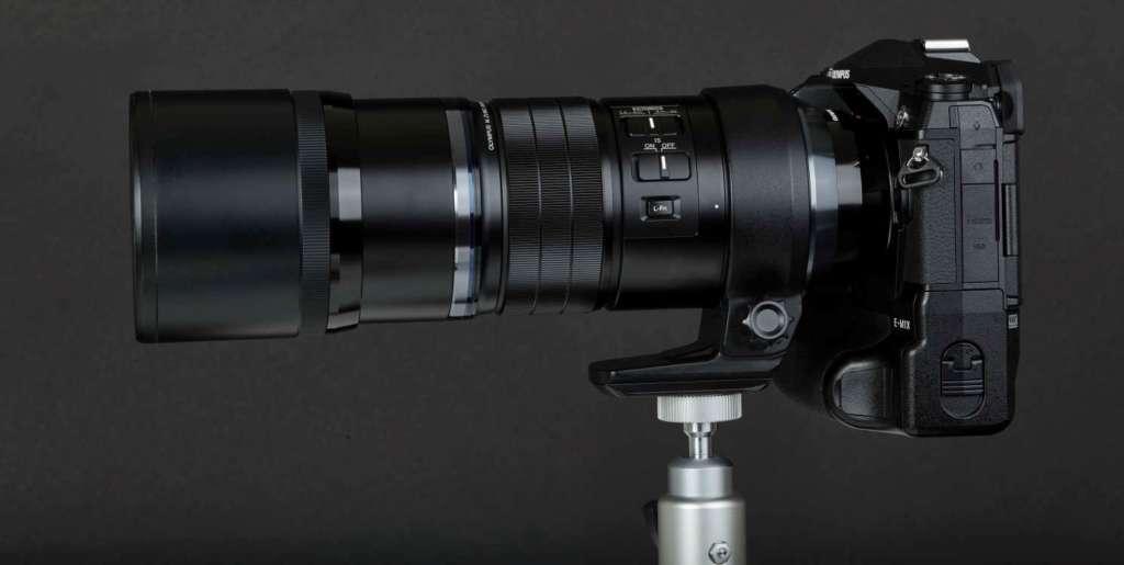 Mit dem M.Zuiko Digital ED 300mm 1:4.0 IS Pro bildet die E-M1X eine äußerst performante Einheit mit exzellenten rgebnissen und denkbar geringem Gewicht.