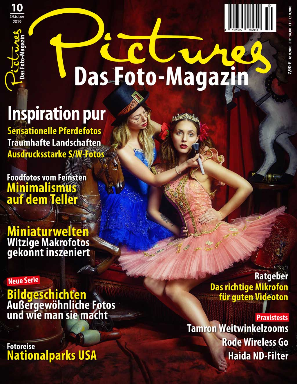 Pictures Magazin 10/2019
