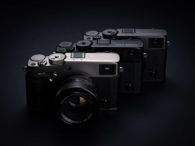 Fujifilm X-Pro3: Systemkamera mit Titan-Gehäuse