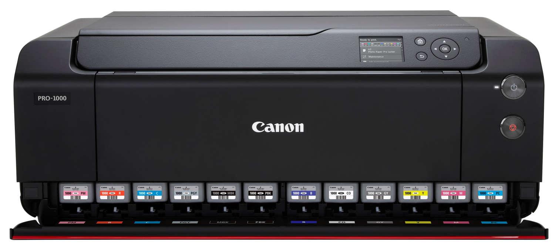 Praxistest: Canon Imageprograf Pro-1000