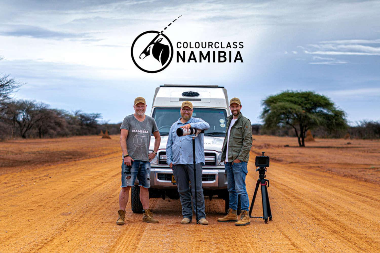 Eizo Colourclass Namibia – Auf einer Reise, um Land und Farben zu entdecken