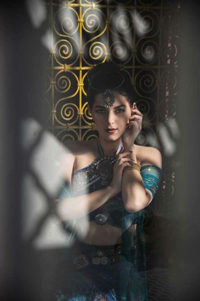 Model: Chira Tane. Styling: Shalisari.