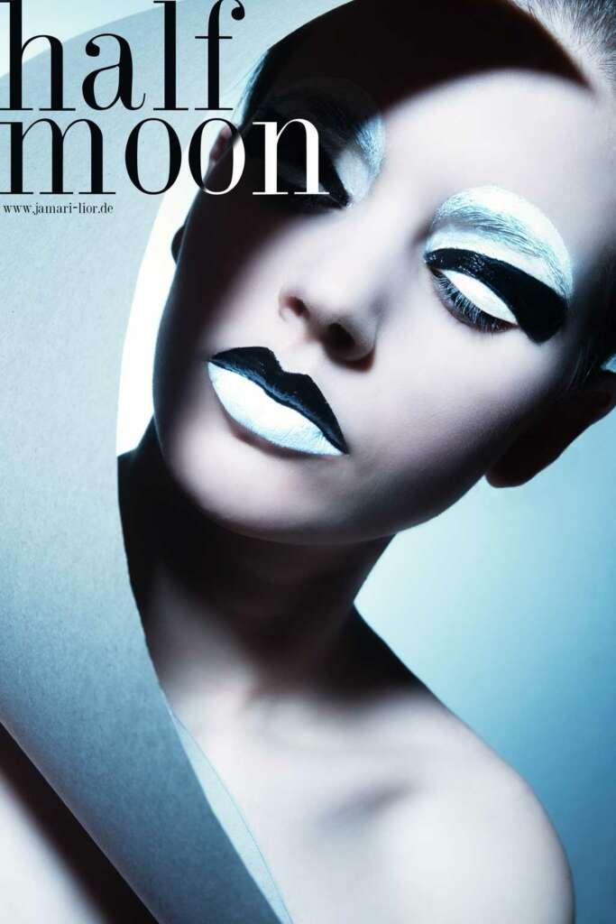 Model: Esther. Support: Hans Blumenthal.