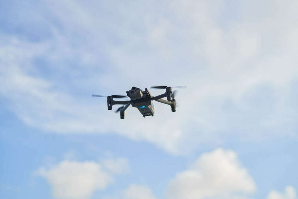 Parrot präsentiert ANAFI USA: Eine Drohne konzipiert für Ersthelfer und Unternehmen