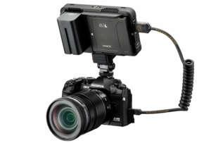 Firmware ermöglicht Ausgabe von RAW-Videodaten der Olympus OM-D Kameras an den Atomos Ninja V HDR-Monitor/Recorder