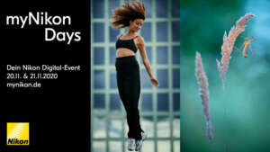myNikon Days 2020 – Das Nikon Digital-Event am 21. und 22. November 2020