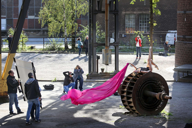 Ballettfotografie mit Sascha Hüttenhain c Thomas_Berns