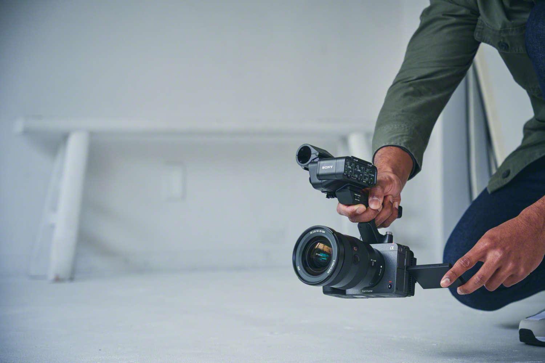 Die neue Vollformatkamera FX3 von Sony