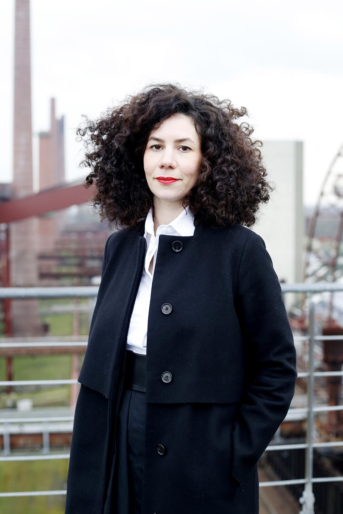 Jasmin Grimm; Foto © Constanze Flamme
