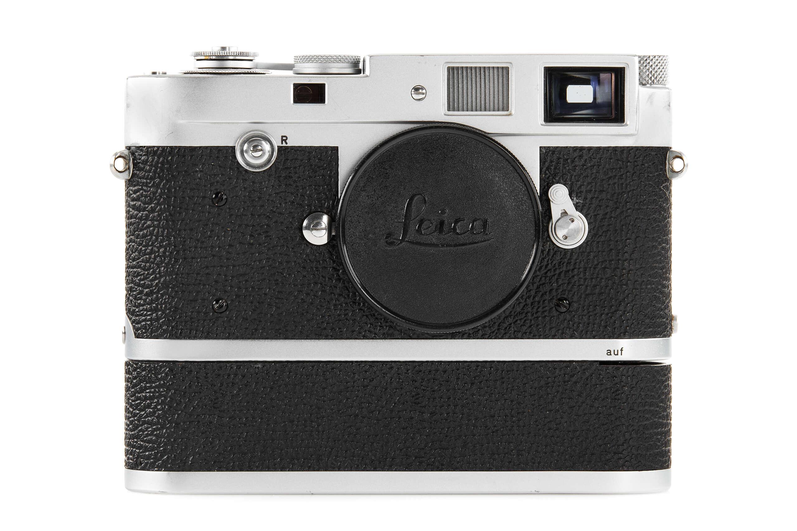 LEICA MP2 CHROME c_Leica Camera Classics
