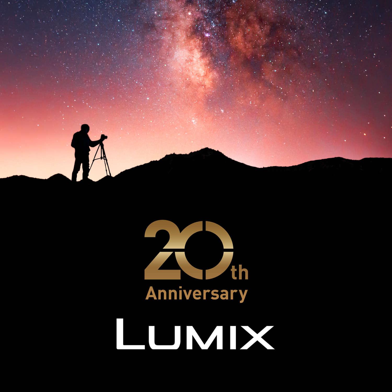 20 Jahre LUMIX Digitalkameras – Eine Historie mit vielen innovativen Meilensteinen