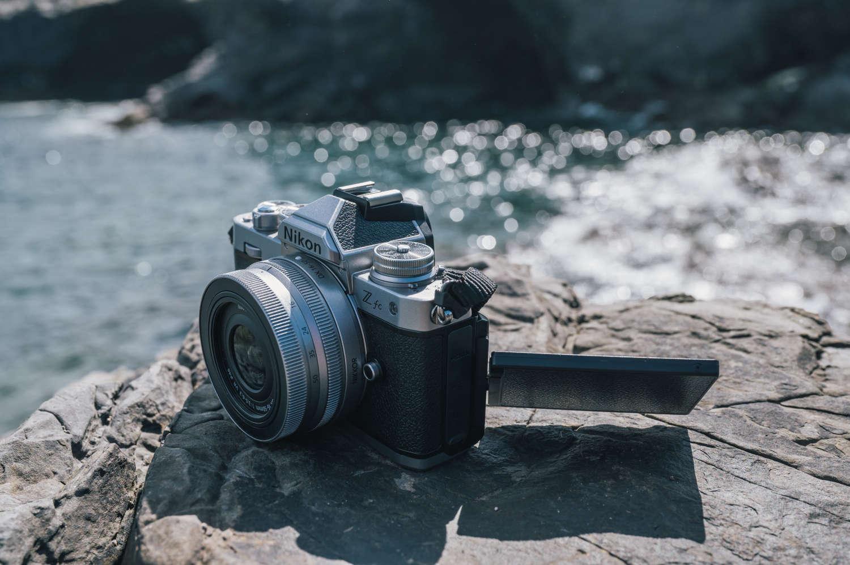 Nikon stellt die spiegellose Kamera Nikon Z fc vor
