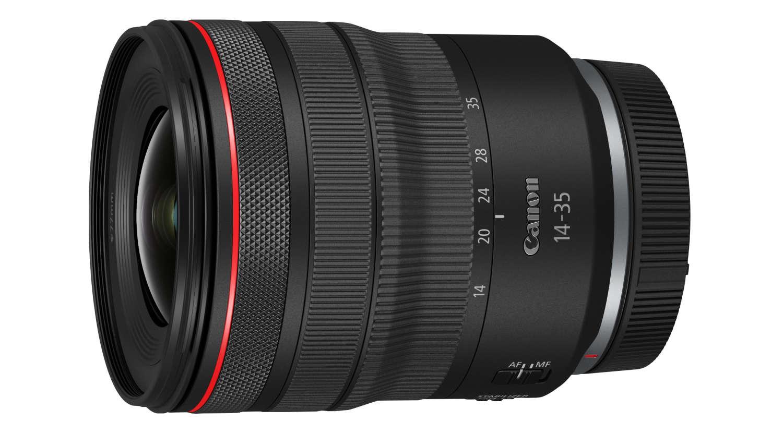 Canon präsentiert neues RF Zoom-Objektiv mit extrem kurzer Brennweite von 14mm