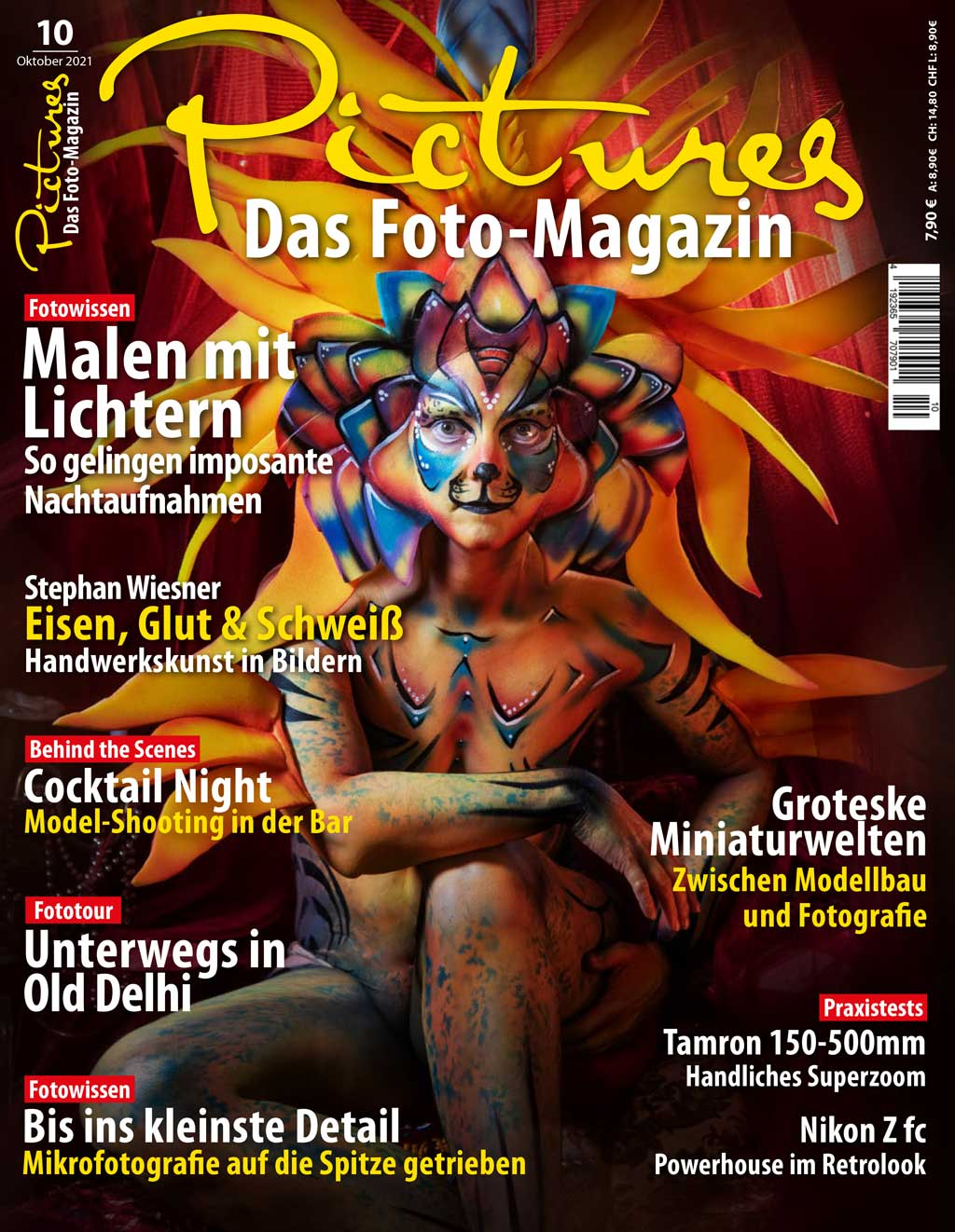Pictures Magazin 10/2021